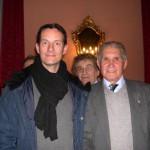 Giorgio Conti e Giovannino Corrieri