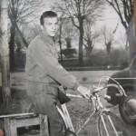 Diego Ronchini, asso del ciclismo imolese degli an