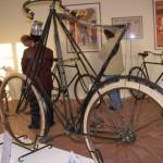 E biciclette sicuramente originali..